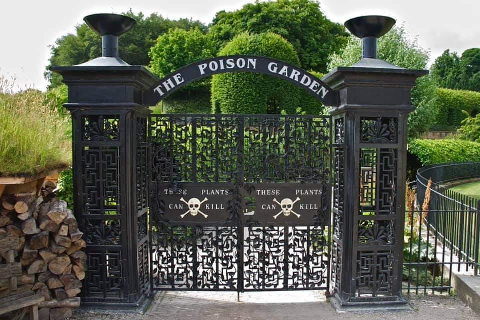 POISON GARDEN, Alnwick Garden, UK
