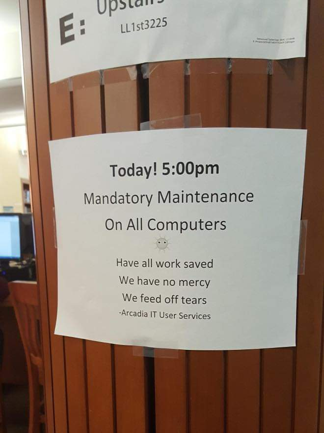 Some Librarians Have a Great Sense of Humor (22 Pics)
