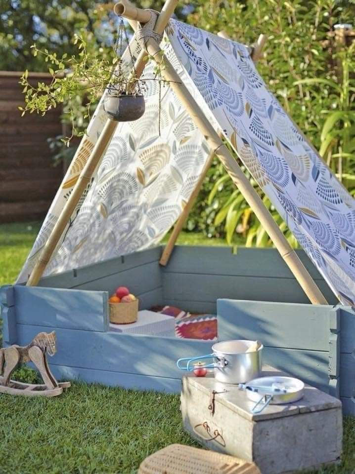 Kids Play Area Ideas For Your Backyard (20 Pics)
