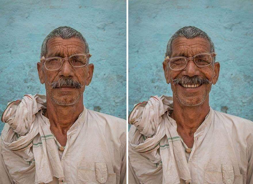 """""""I asked them to smile"""". Photographer Jay Weinstein (13 Pics)"""