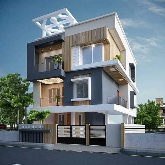 Exterior Elevation Design (15 Pics)   Home Design Ideas