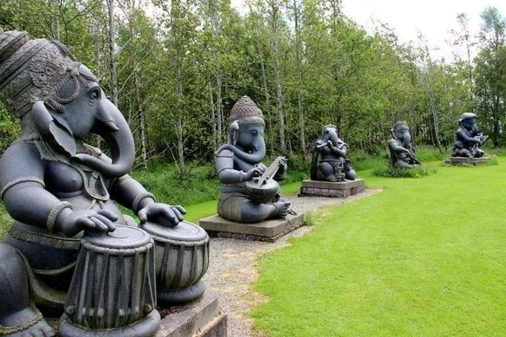 Sri Ganesha Park, Ireland