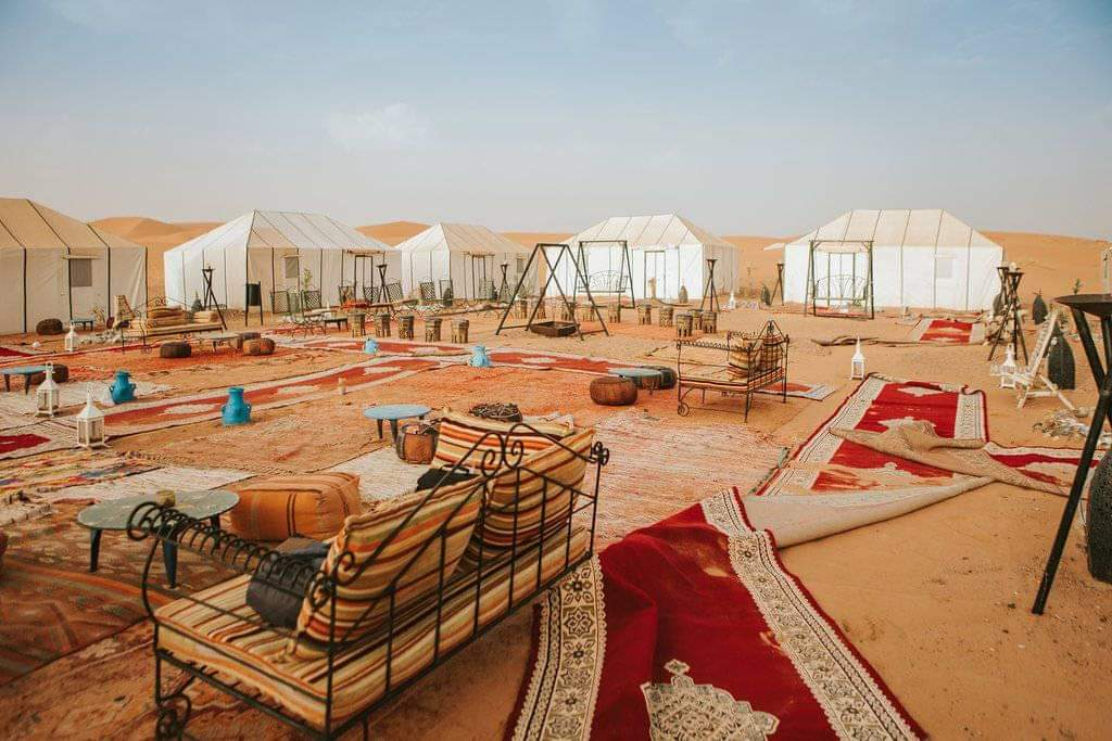 Marzouga,kingdom of Morocco