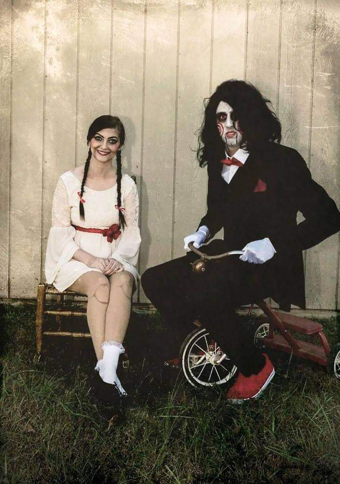 42 Couples That Absolutely Won Halloween