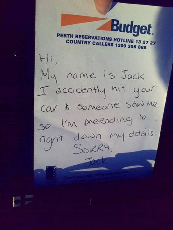 Signspotting | 36 Apology Notes so Funny You Have to Forgive Them