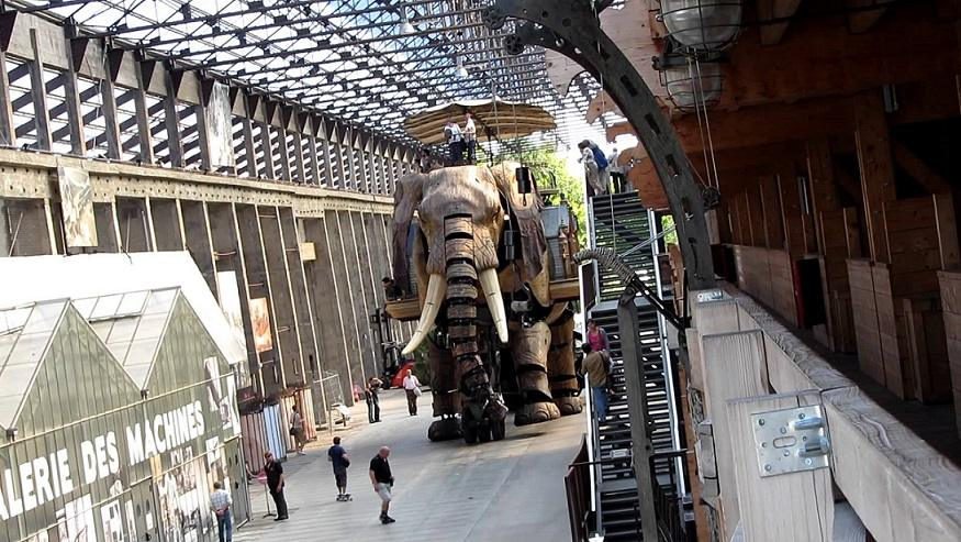 Have You seen Giant Robot Elephant