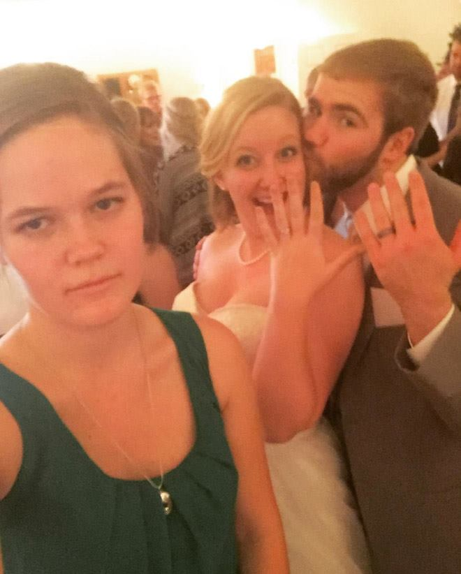 Girl Documents Her Life As a Third Wheel (12 Pics)