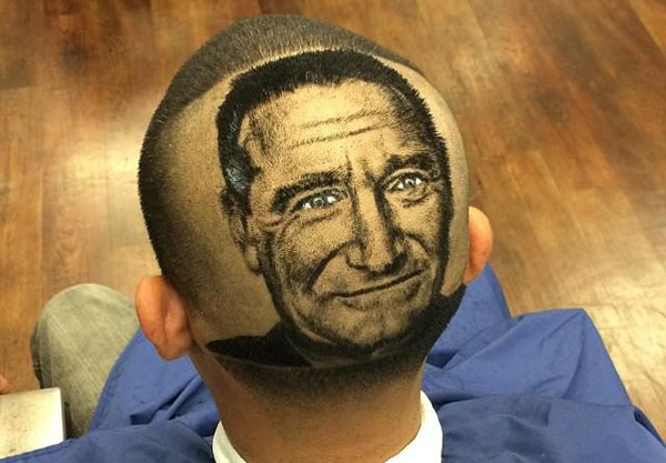 Hair Stylist Turns Haircut Into Awesome Art ( 20-Pictures)