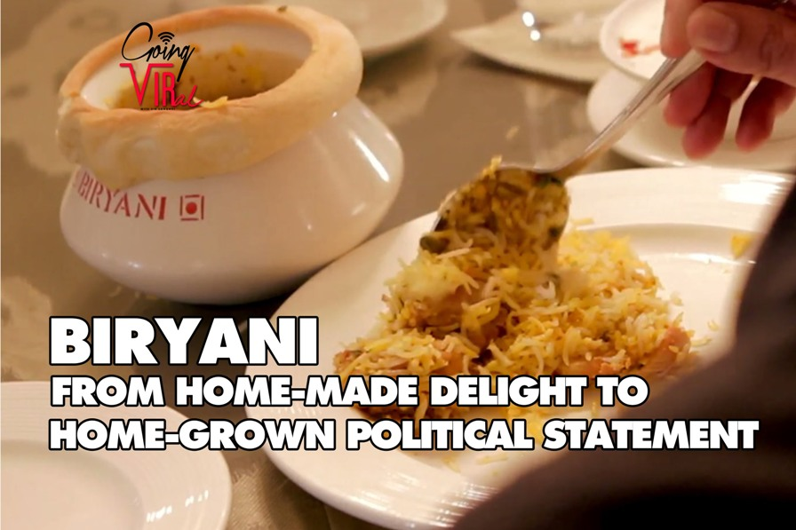 History of Biryani