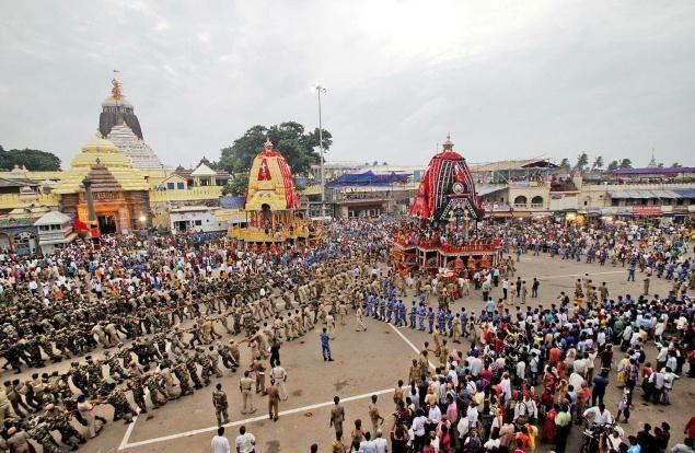 World's Largest Human Gatherings For Puri Jagannath Rath Yatra