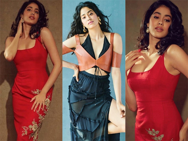 Janhvi Kapoor Latest Photos