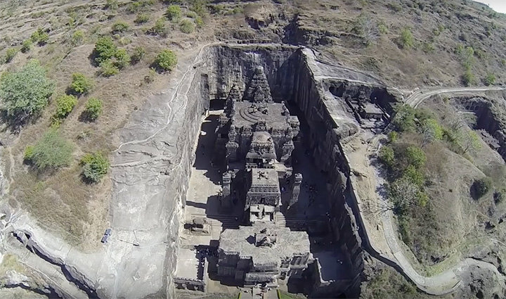 Kailasa Temple - How Was This Possible?