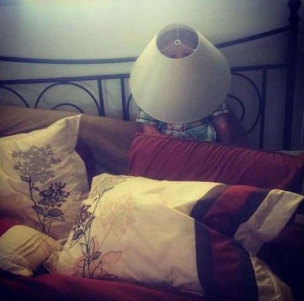 24 Kids Who Really Suck at Hide & Seek