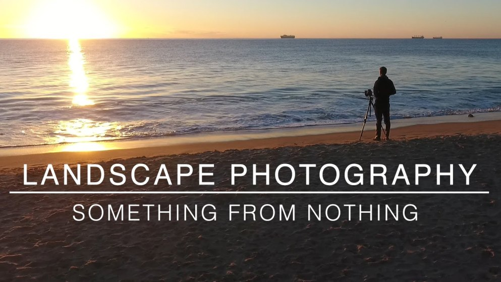 Landscape Photography Something from Nothing - Proof That You Don't Need to Travel Far to Capture Perfect Clicks