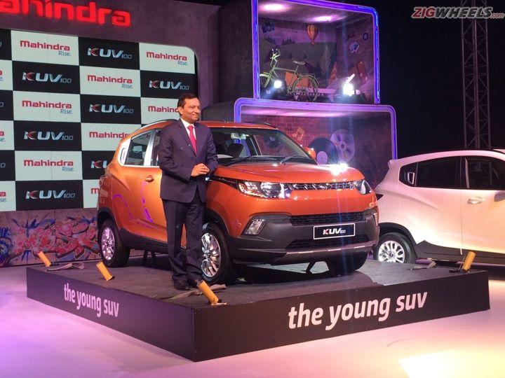 Mahindra KUV100 Key Facts, Price and Review