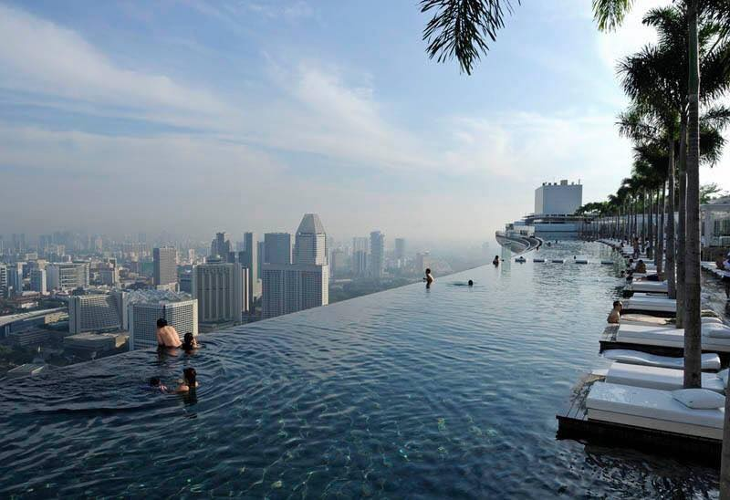 Marina Bay Sands Singapore (15 Pics)