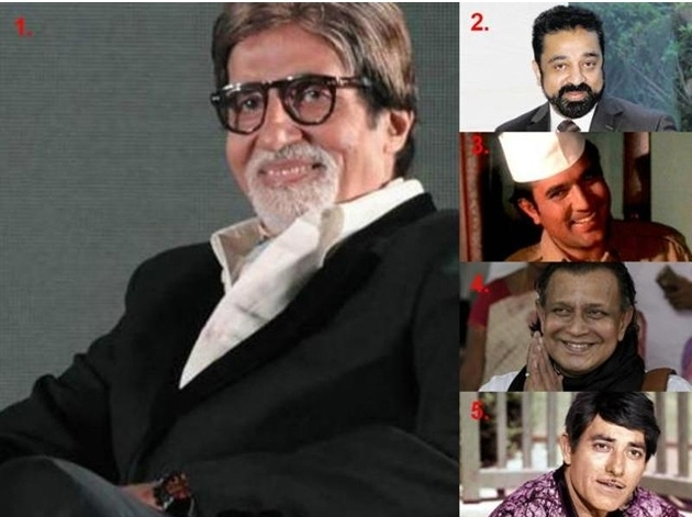 List of Most Searched Actors, Actresses & Movies on Google