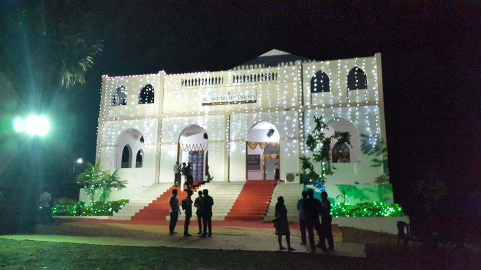 'Museum of Cinema' - Telugu Film Industry's First Museum At Ramnaidu Studios In Vizag