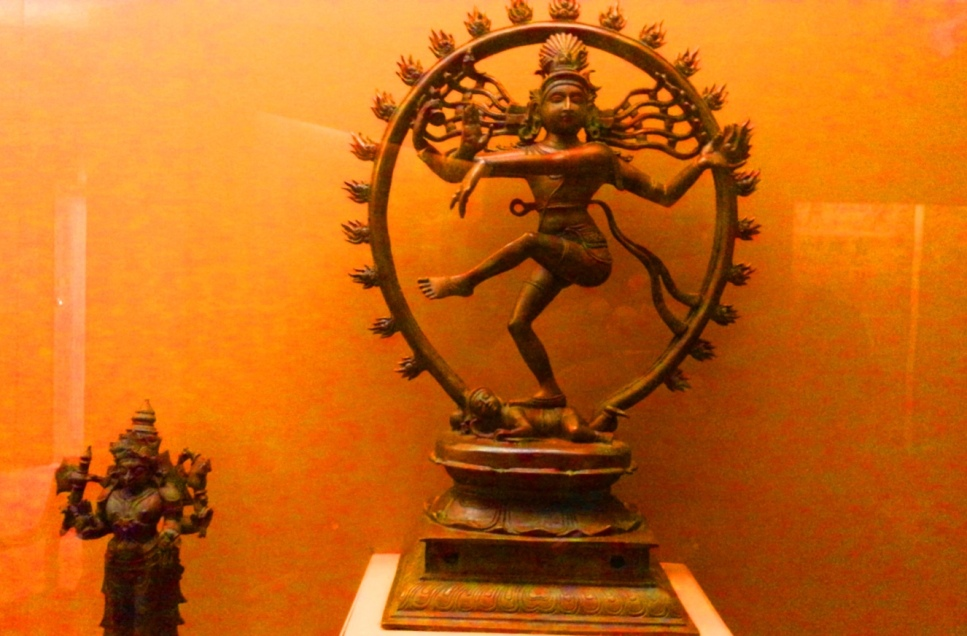 2000 Year Old Ancient Bronze Sculptures and Dancing Nataraja Statues