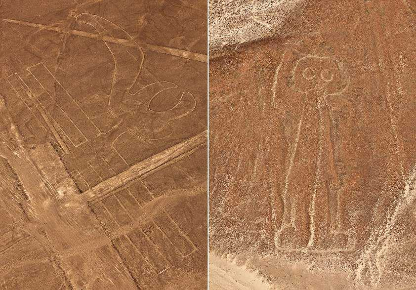Nazca Lines - Mysterious Geoglyphs in Peru