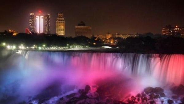 Niagara Falls Gets $4 Million Lighting Makeover