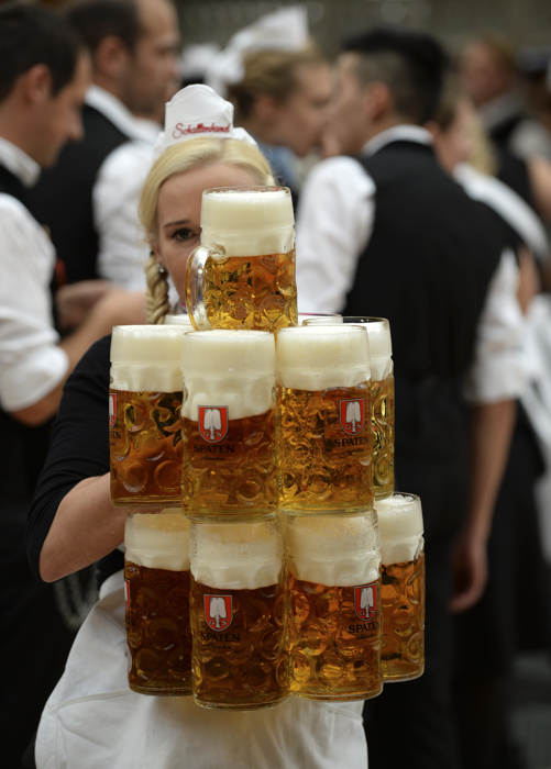 World's Largest Beer Festival - 15 Pics