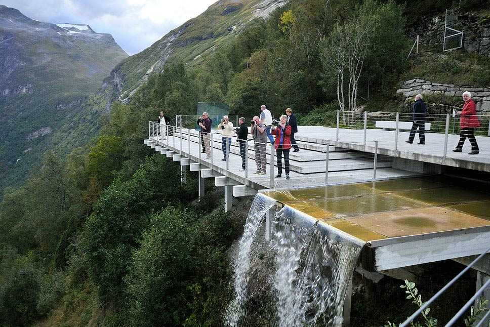Ørnesvingen - The Most Bautiful National Tourist Routes in Norway
