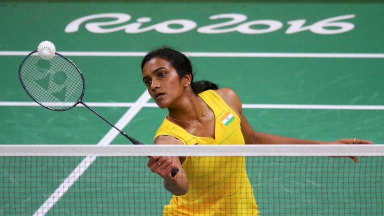 PV Sindhu creates history, becomes the first Indian to enter into Olympics badminton final