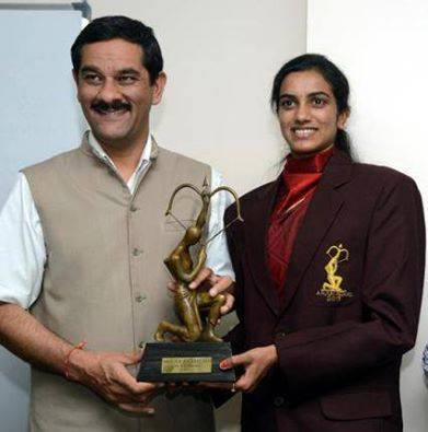 PV Sindhu - Inspiring Journey From Holding A Badminton Racket To Padma Shri and Now Olympic Medal