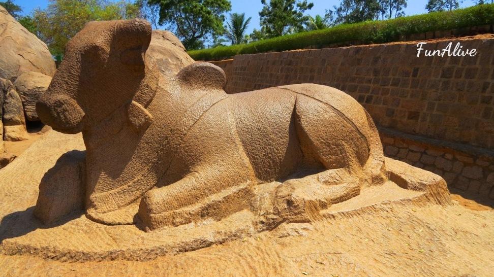 Wonderful Monuments Of Mahabalipuram