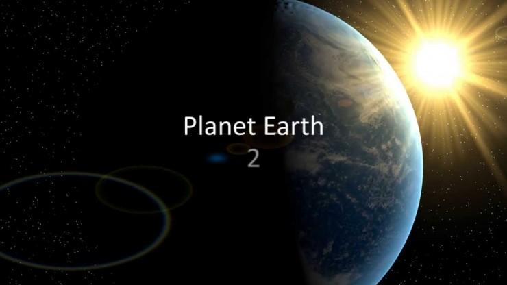 Stunning Trailer Of Planet Earth II