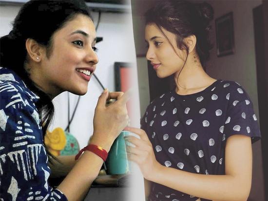 Priyanka Arul Mohan Latest Photos