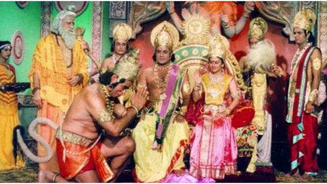 Ramayana Returns - Ramayana Wins TRP Battle