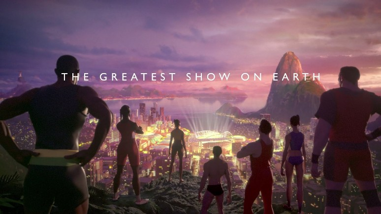 Rio 2016 Olympic Games Trailer