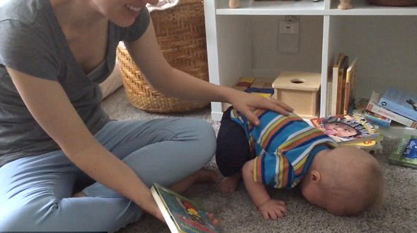 The Saddest Bookworm: This Adorable Baby Loves Books So Much Starts Crying Every Time A Book Ends