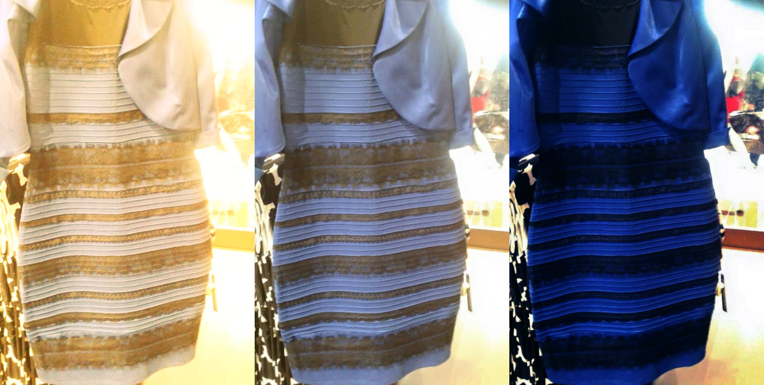 White And Gold Or Black And Blue The Science Of Why This