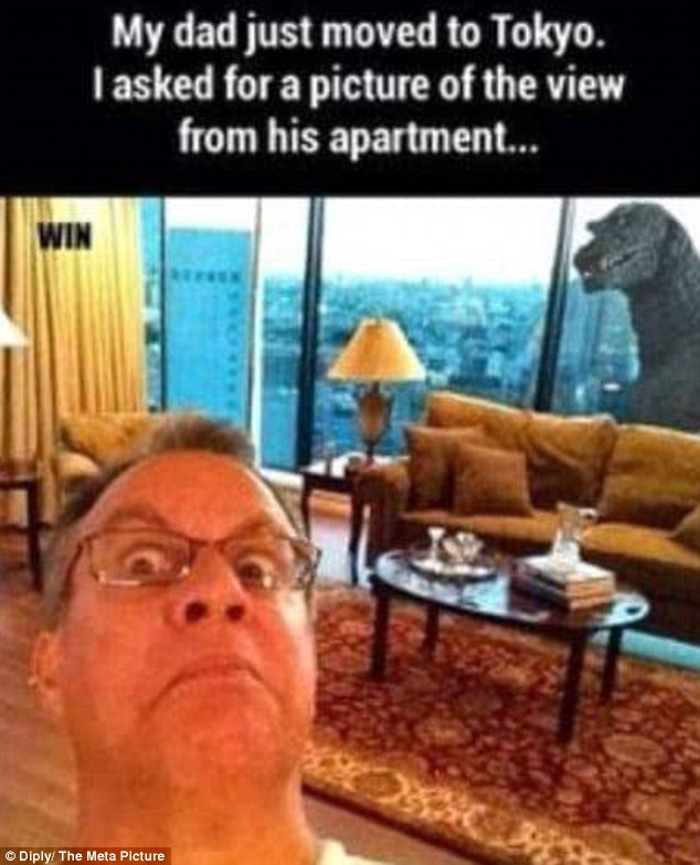 The Ultimate Dad Jokes (22 Pics)