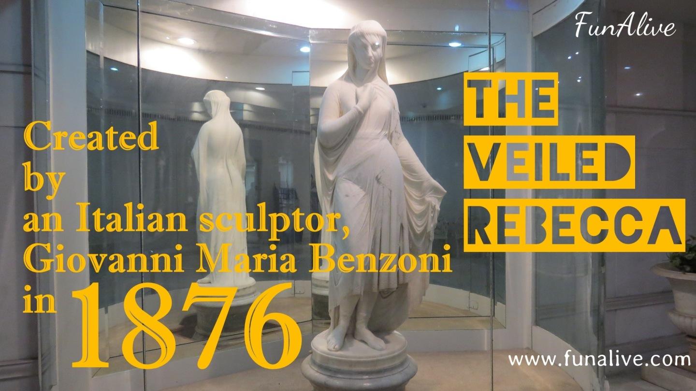 Veiled Rebecca Of Salar Jung Museum