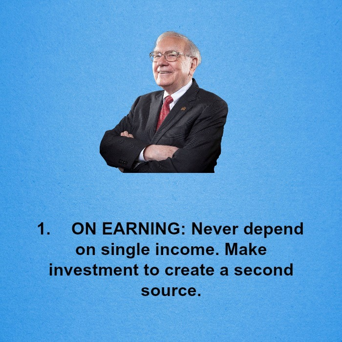 10 Excellent Tips by Warren Buffett