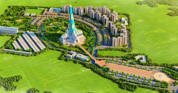 World's Tallest Hindu Temple Design