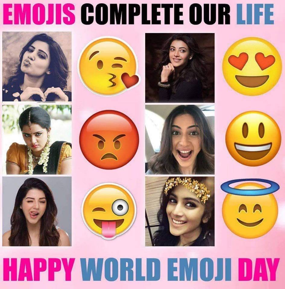 Happy World Emoji Day - (31 Pics)