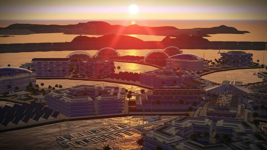 World's First Floating City To Emerge In The Pacific Ocean By 2020
