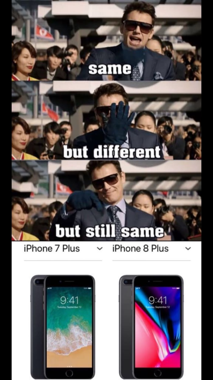 30+ Funny Apple iPhone X and iPhone 8 Memes
