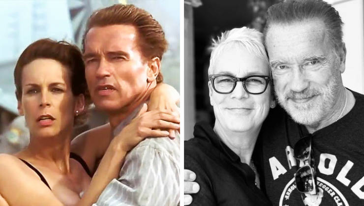 Hollywood Celebrities, Reunite! (22 Pics)