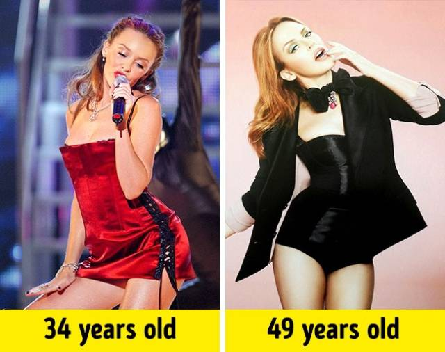 29 Ageless Celebrities Who Don't Seem To Age