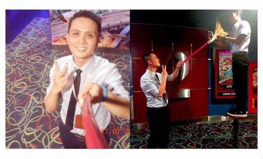 10 Funny People Who Took Selfie Stick To A Whole New Level