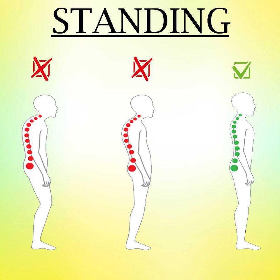 Beware Of The Bad Postures and Save Yourself From Chronic Body Pain (11 Pics)