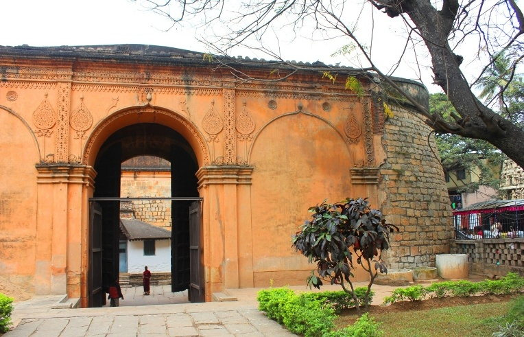 Bangalore Fort - Tipu Sultan Fort