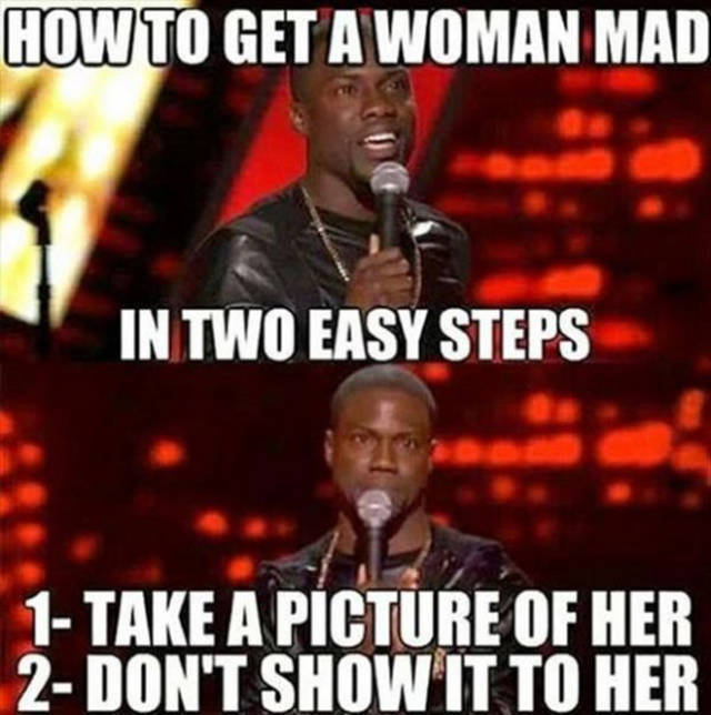 Behold, The Infinite Subject For Men To Explore The Women's Logic (15 pics)