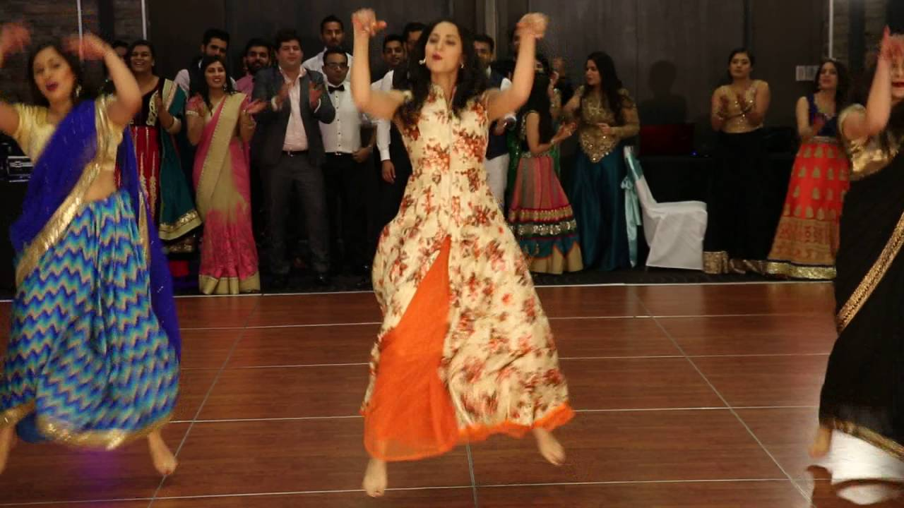the best indian wedding dance bollywood style